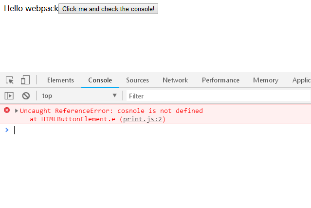 webpack v4.30.0(3)官方说明文档(开发)