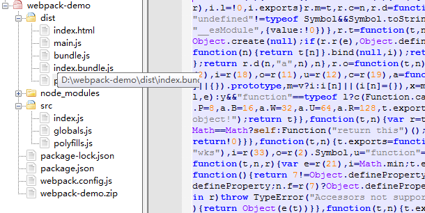webpack v4.30.0(12)官方指南说明文档 shimming