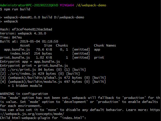 webpack v4.30.0(13)官方指南说明文档 渐进式网络应用程序